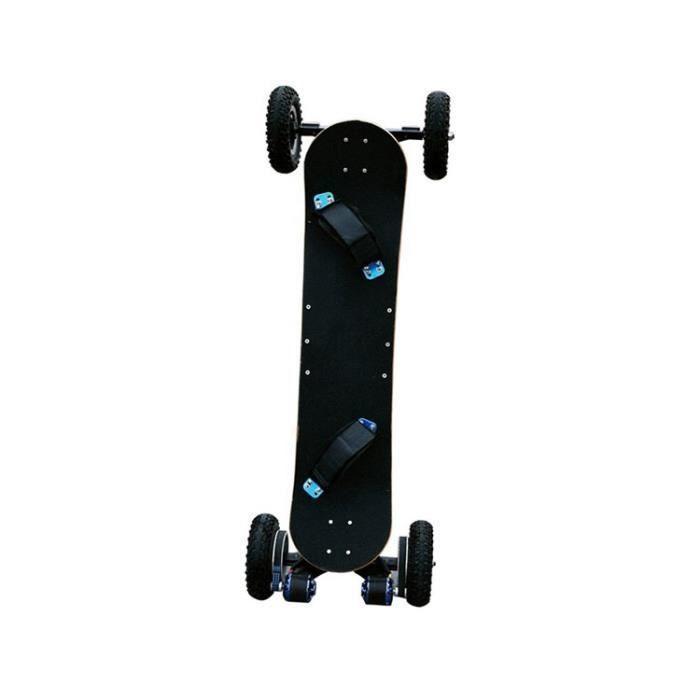 Avis sur Kbale Skateboard Electrique 8 Cross Tout Terrains Double Moteurs 3300W