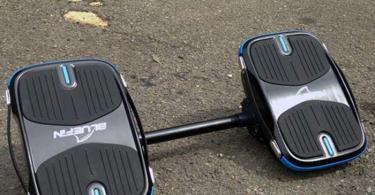 Bluefin Paire de Hovershoes - Électrique Auto-équilibrant - Patin à roulettes Scooter Indépendant