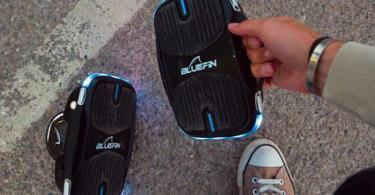Bluefin Paire de Patin à roulettes Électrique