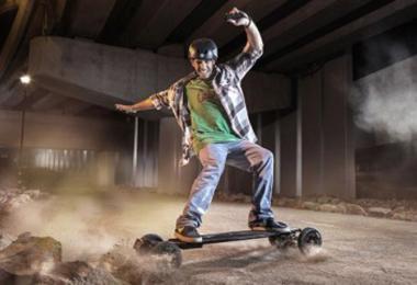 Meilleur Skate Electrique Tout Terrain