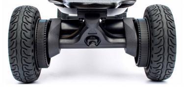 Mon Test Evo-Spirit Switcher V1 - Skate électrique