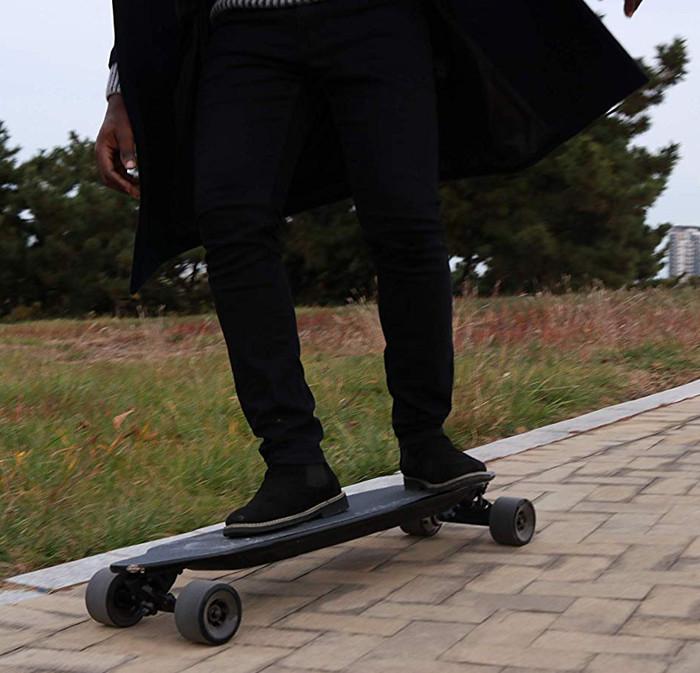 Test et Avis RCB - Longboard Skateboard Électrique avec télécommande