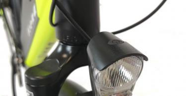 Comapratif URBANBIKER Vélo électrique VTC modèle VIENA