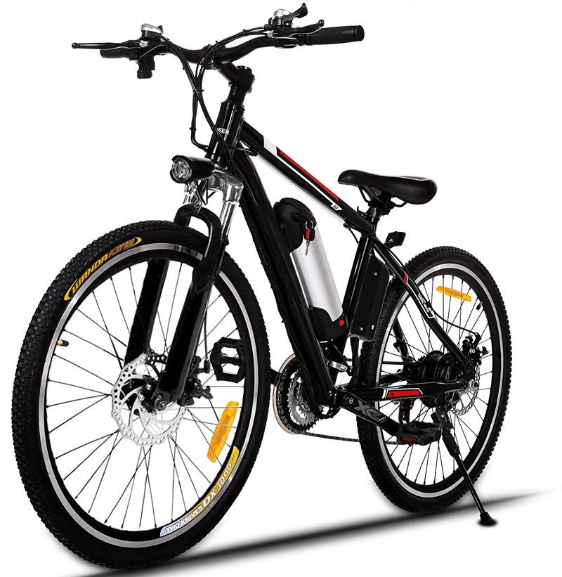 Comparatif Laiozyen Vélo Electrique 26 e-Bike VTT Pliant 36V 250W