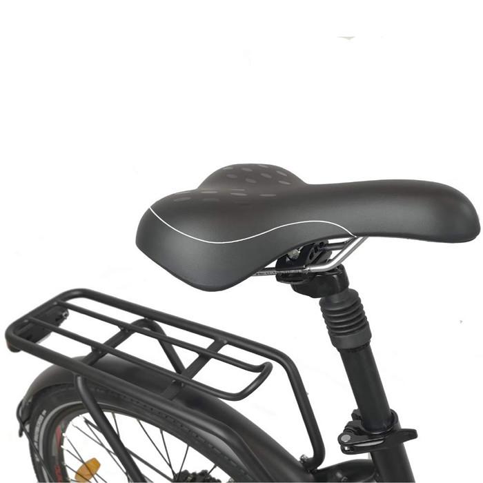 Test URBANBIKER Vélo électrique VTC modèle VIENA