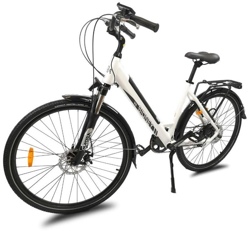 Test URBANBIKER Vélo électrique Ville Mod. Sidney