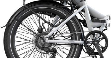 Avis Legend Ebikes Siena Vélo Électrique Pliant de Ville