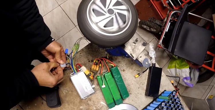 Comment réparer tout seul son hoverboard ?