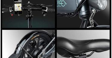 Comparatif AivaToba Pliable pour vélo électrique