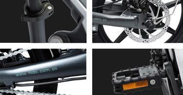 Test AivaToba Pliable pour vélo électrique