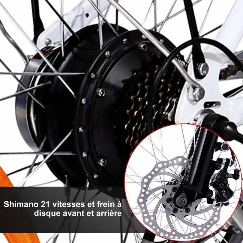 Test du Speedrid Vélo Electrique, 2019 26 Plus