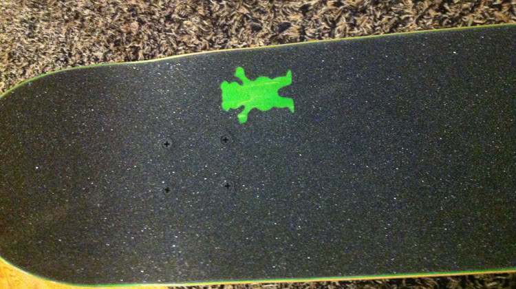 Grip de skate Grizzly