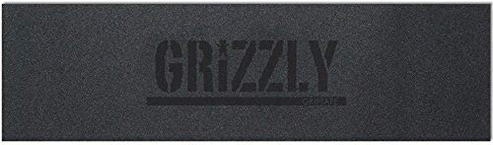 Grizzly Grip Plaque Stamp Print Noir