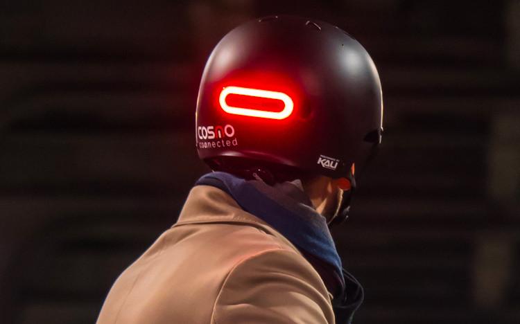 Le modèle de casque pour trottinette disponible