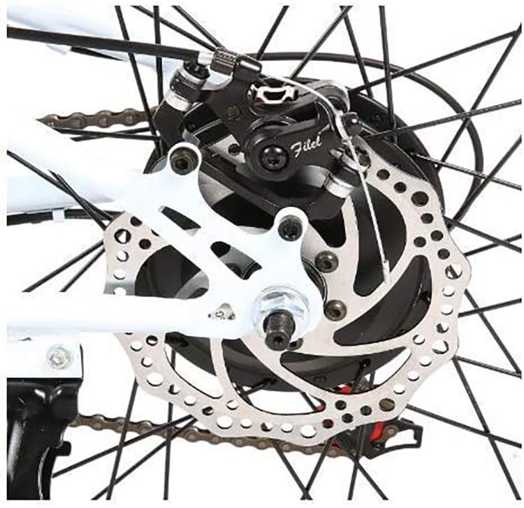 Test Oppikle Vélo Electrique 26 Pouces E-Bike - VTT Pliant