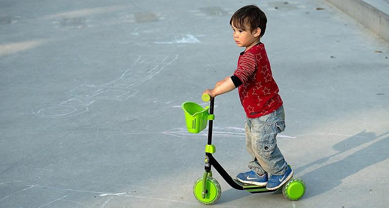 Meilleure Trottinette pour Enfant