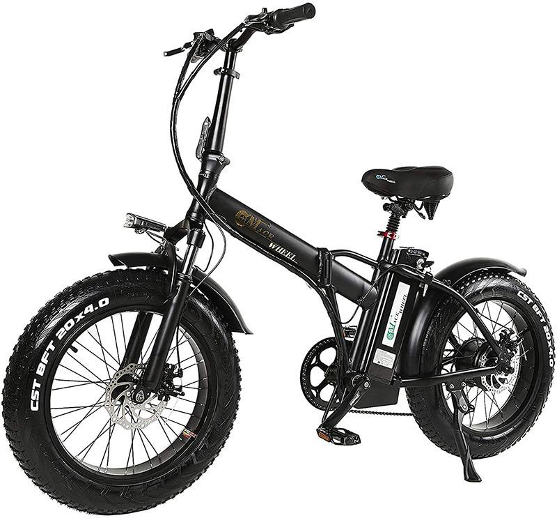 XXCY Shengmilo Fat Pneu vélo électrique Snow ebike 500W 15AH