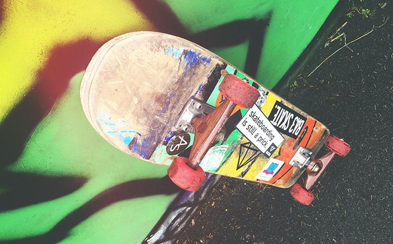 Comment bien choisir vos stickers skate ?