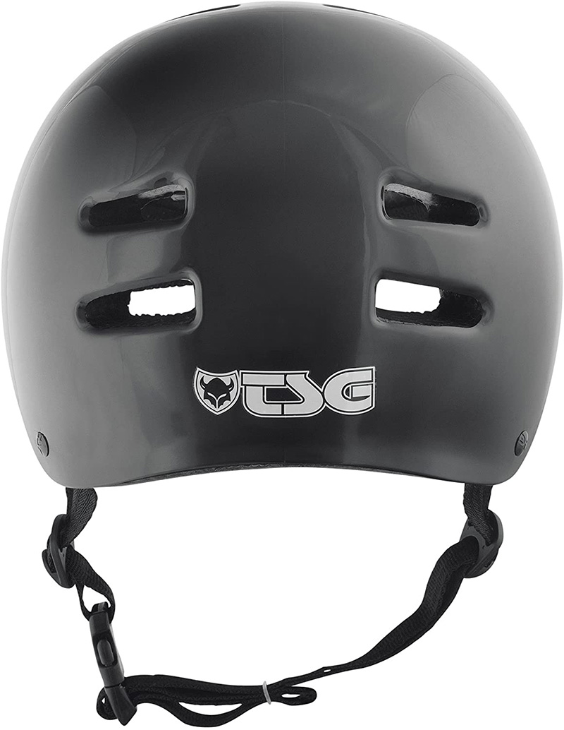 Test at Avis TSG Skate BMX Injected Color Casque Mixte