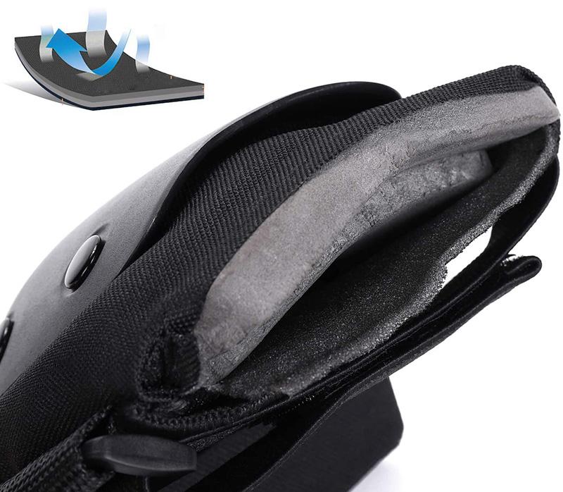 Gonex 6PCS Protection Roller Réglable Protection Skateboard