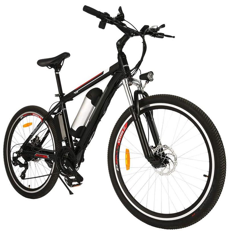 Test Vélo électrique Speedrid Vélo de ville électrique