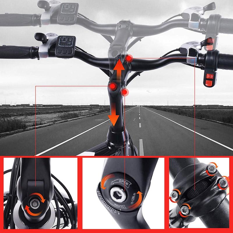 Vélo électrique Speedrid Vélo de ville électrique
