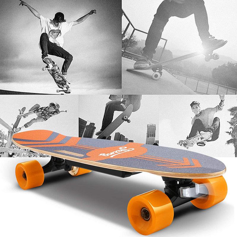 Avis Caroma Skateboard électrique