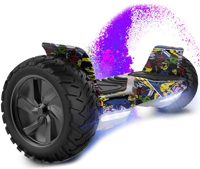 Avis GeekMe Gyropode Auto-équilibré Scooter électrique 8,5