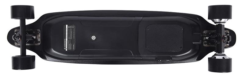 Avis Ninestep skateboard électrique LG batterie 6.6Ah