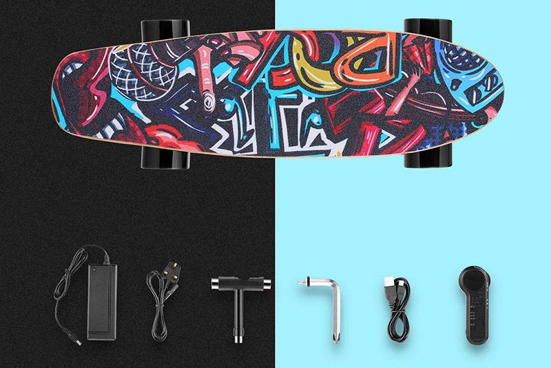 Avis Skateboard électrique avec télécommande