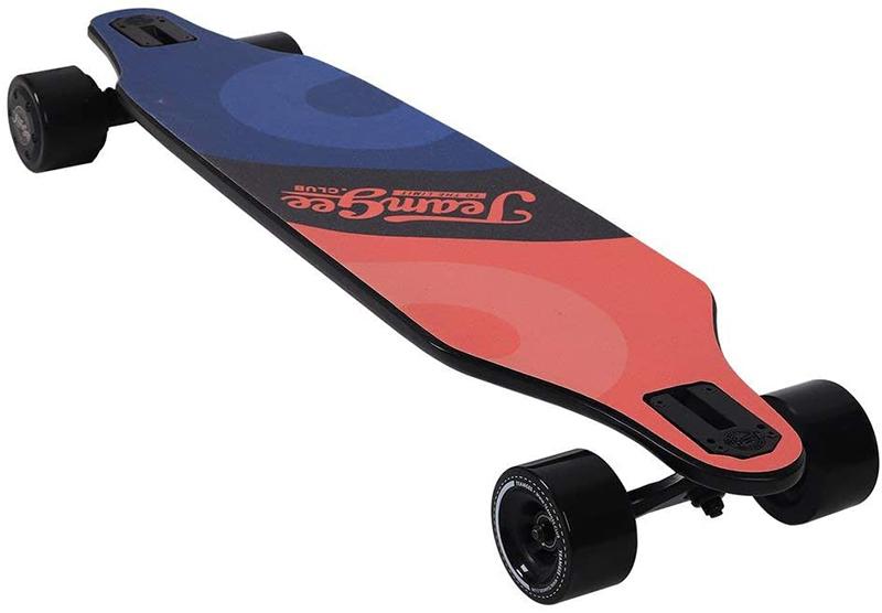 Avis Teamgee H9 Planche à roulettes électrique
