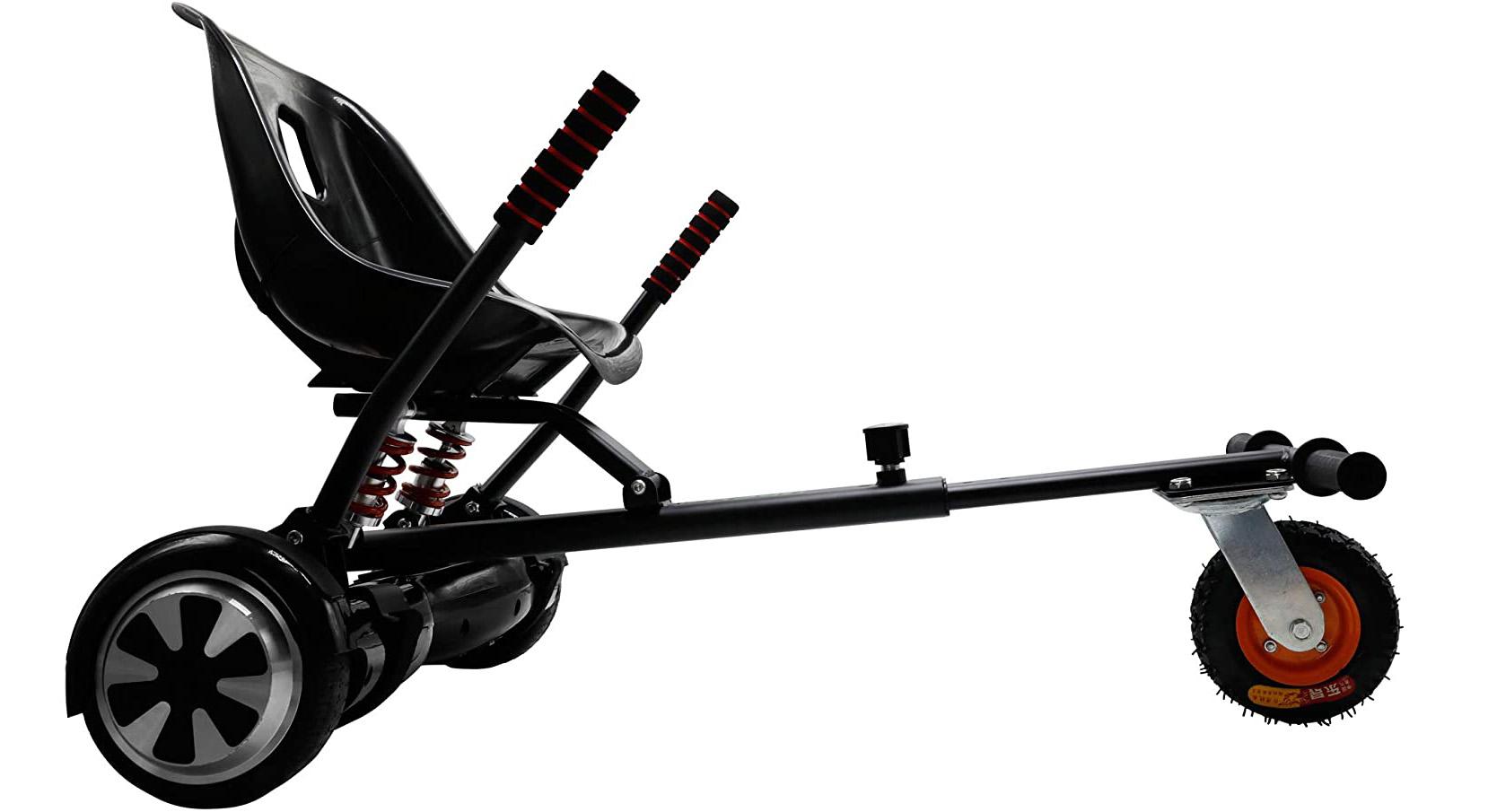 Blue-idea Hoverkart Hoverseat pour accessoires de scooter Self Balance de 6.5 8-10 pouces