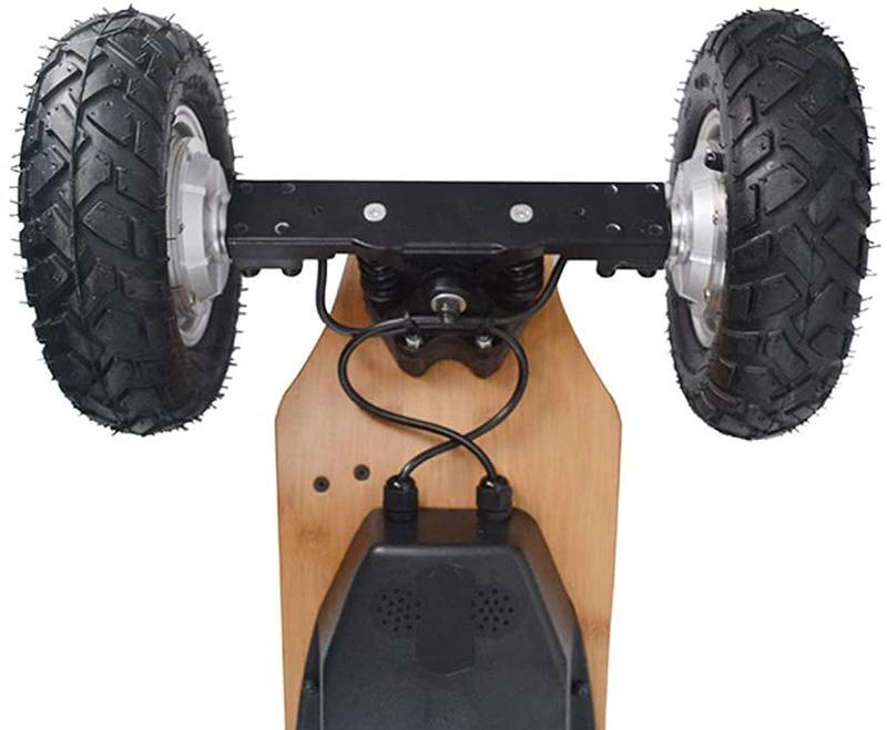 Comparatif Cxcboard Skate électrique Tout-Terrain Mountain Board