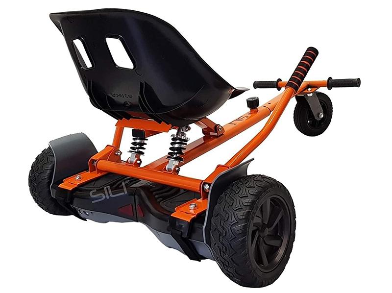 SILI® Kart à Suspension Hors Route pour Scooter à équilibrage Automatique à 2 Roues