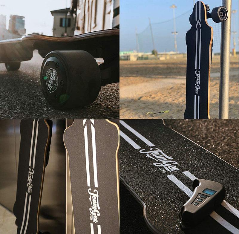 Teamgee H20 Skateboard électrique