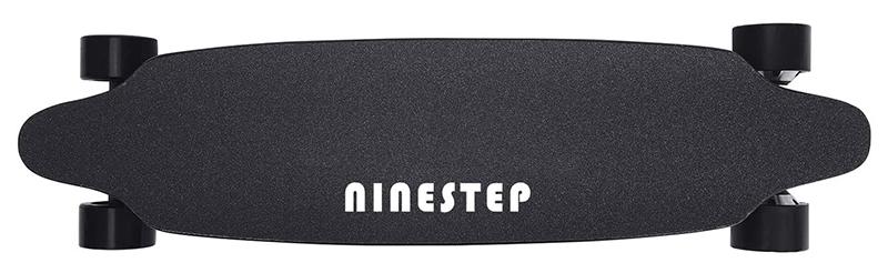 Test Ninestep skateboard électrique LG batterie 6.6Ah