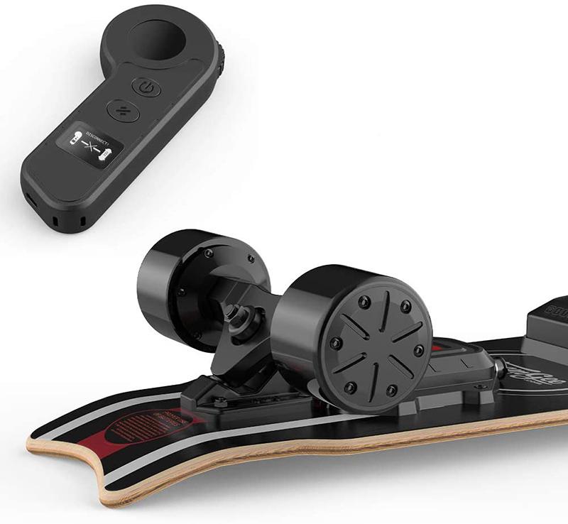 Test Teamgee Skateboard électrique H20 Mini