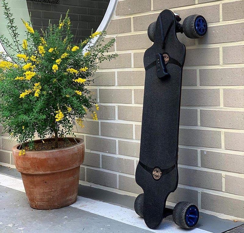 Test et Avis Teamgee H20T Skateboard électrique