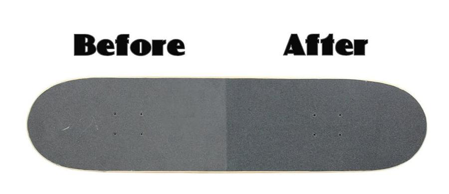 Comment choisir un Grip Tape Cleaner