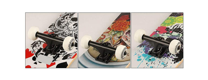 Comparatif des Meilleurs Trucks Skateboard