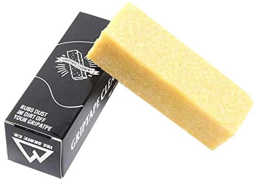 Test - Etase Skateboard Eraser Gomme Nettoyante de Papier de Verre pour Skateboard
