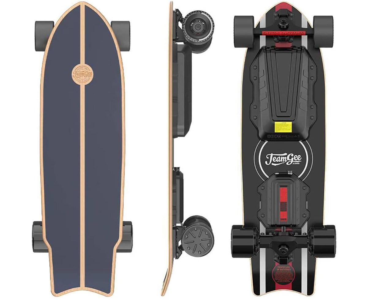 Teamgee Skateboard électrique H20 Mini