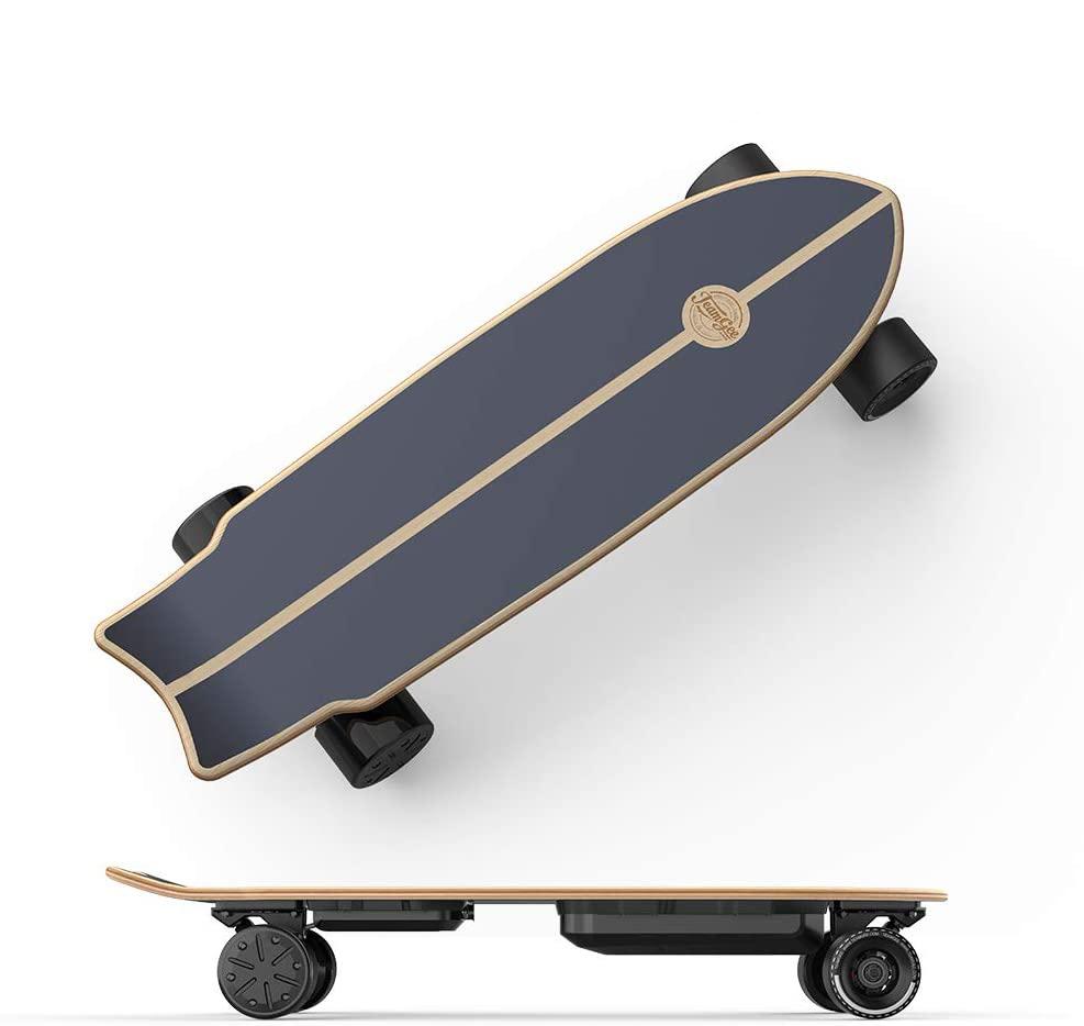 comparatif du Skateboard électrique Teamgee H20 Mini