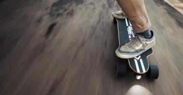 test complet du longboard électrique Teamgee H20