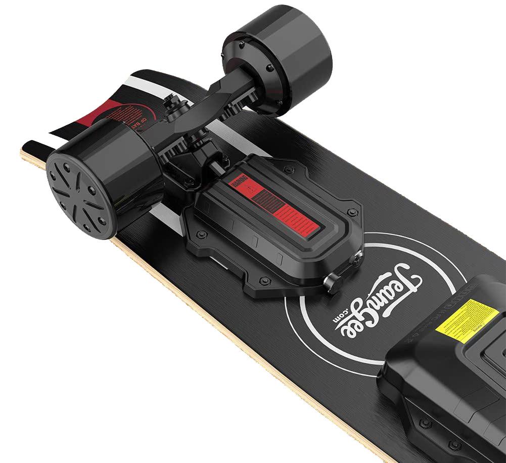 test du Longboard électrique Teamgee H20 Mini