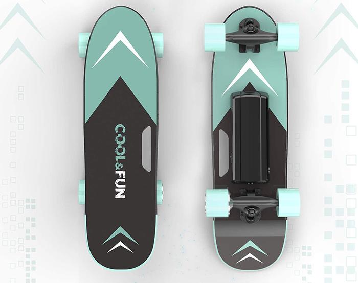 Skateboard électrique HITWAY