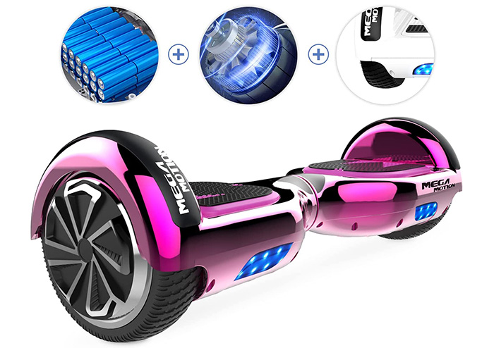 avis SOUTHERN-WOLF Hoverboard