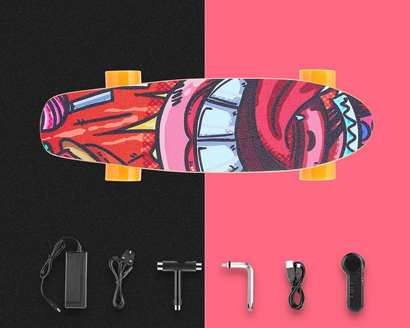 avis sur le Skateboard Électrique Casulo 25,4''
