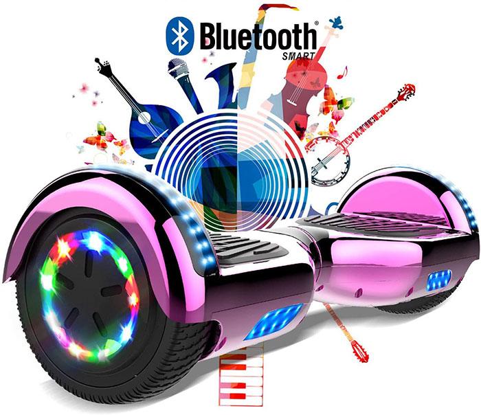 test GeekMe Gyropode 6.5 Pouce Hoverboards électrique
