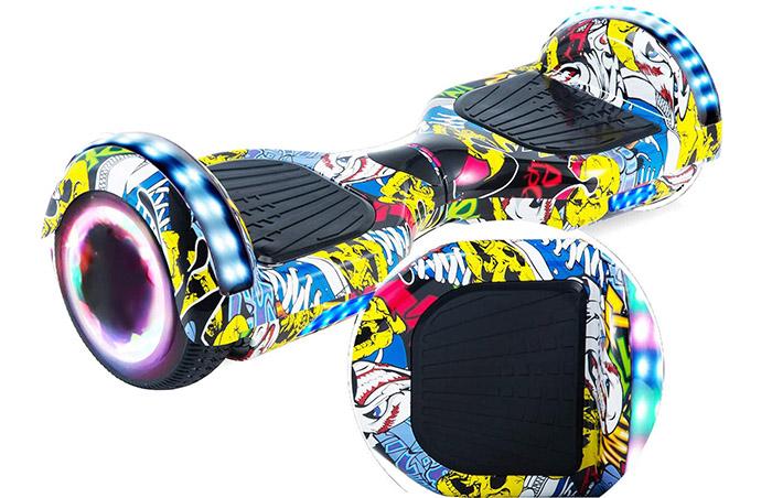 test RangerBoard Hoverboard